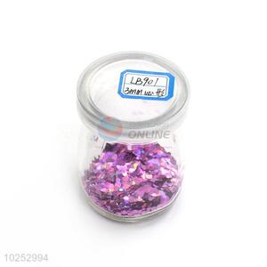 Good Quality Heart Shape Laser Color Glitter Powder