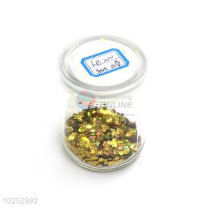 Best Quality Multi-Purpose Grass Shape Glitter Powder