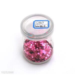 Fashion Design Beauty Plum Blossom Shape Glitter Powder