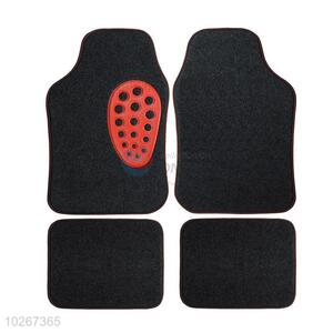 Hot Sale Durable Car Foot Mats Anti Slip Carpet Car Mat