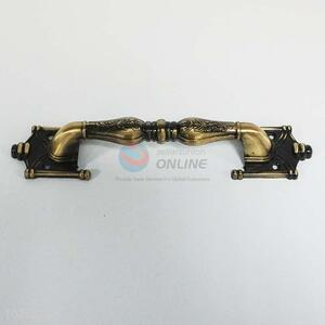 Fashion design wholesale kirsite door handle 22.5cm