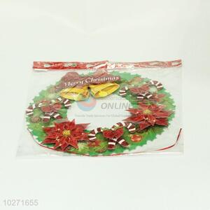 Fashion Design Colorful Christmas Three-Dimensional Wreath