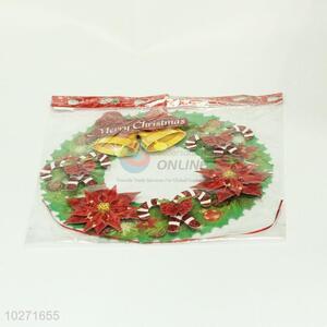 Fashion Design Colorful Christmas Three-Dimensional Wreath