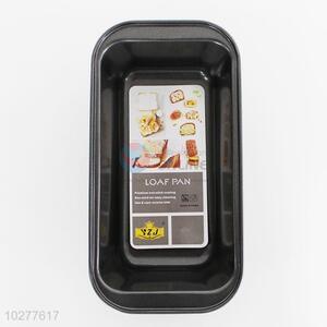 Black aluminum cake box for sale 13*25cm
