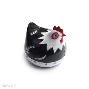 Colorful Cock Shape Kitchen Timer Cute Cooking Timer