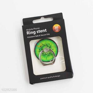 Kiwi Fruit Shaped Mobile Phone Ring/Holder/Ring Stent