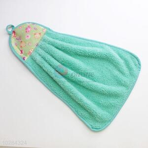 Hand Towel in Kitchen Bathroom Solid Candy Color