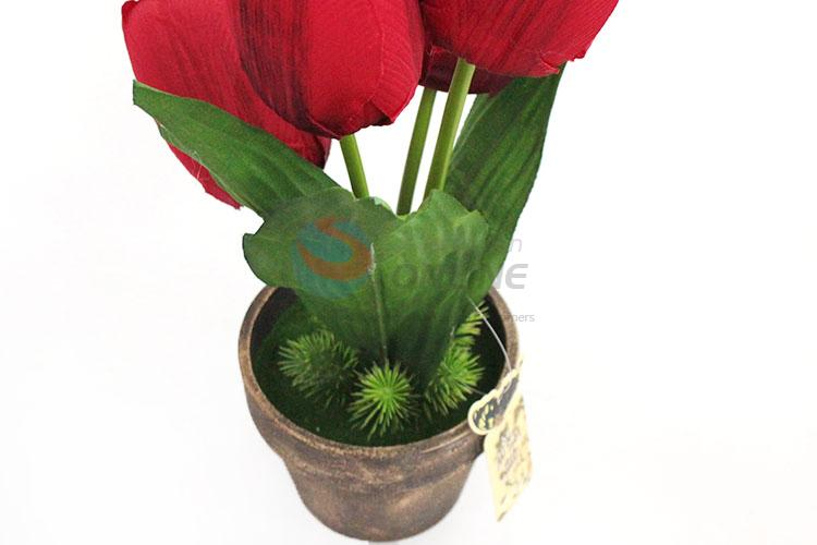 Hot Sale Artificial Flower Fashion Artificial Plant Bonsai
