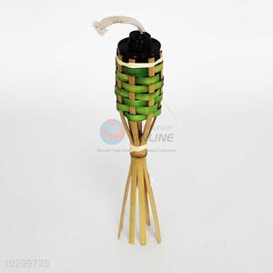 Wholesale Decorative Bamboo Torch for Garden Lighting