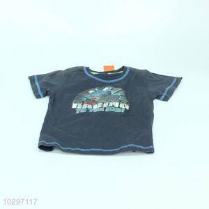 New Design Soft Boy Short Sleeve T-Shirt