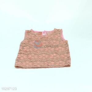 Popular Girls Sleeveless T-Shirt