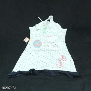 Good Quality Halterneck Skirt Baby Girl Dress