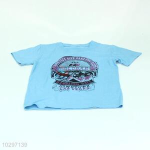 Custom Colorful Boy Short Sleeve Shirt T-Shirt