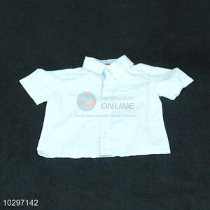 Wholesale Boy Short Sleeve Shirt Children Dress