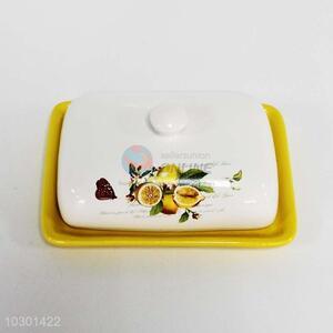 Plastic Rectangular Cake Box Pastry Storage Holder