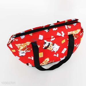 Cartoon Pattern Pet Sponge Bag