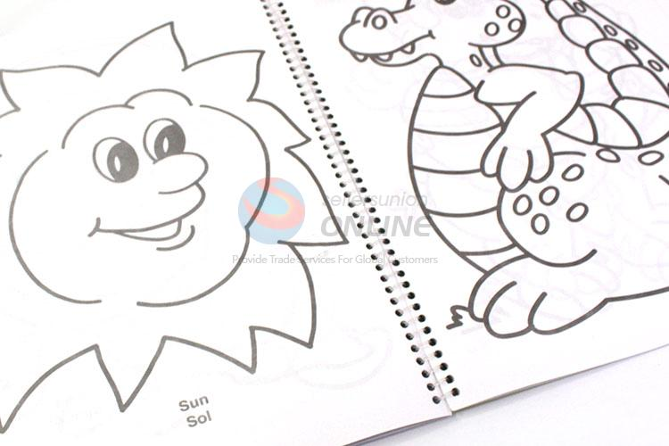 Creative A4 Drawing Book Popular Color Filling Book - Sellersunion ...