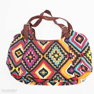 Colorful Beach Bag Handbag for Women