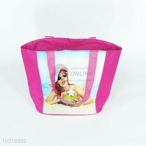 Girls Pattern Beach Bag/Ice Bag