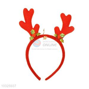 Popular Top Quality Cute Christmas Reindeer Hair Band