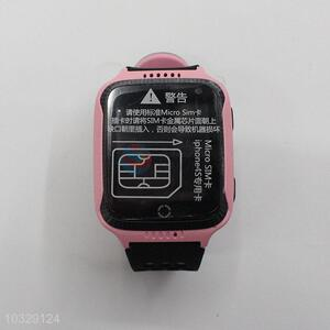 Factory promotional customized children touch screen GPS watch