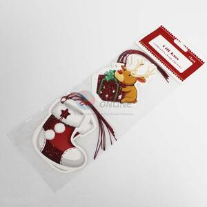 Popular 12PC Paper Card, Christmas Decor Hanging Cards