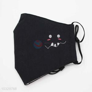 Cartoon Black PM2.5 Mouth Mask/Anti-Dust Face Mouth Mask