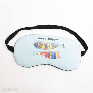 Fish Pattern Eyeshade or Eyemask for Airline and Hotel