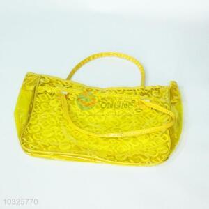 Candy Clear Transparent Handbag for Women