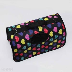 Heart Pattern Pet Bag