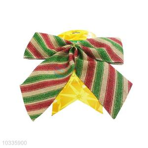 Recent design popular cheap Christmas tree big bow-tie