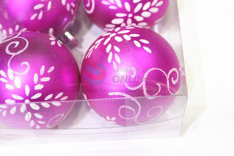 Beautiful style good quality Christmas balls