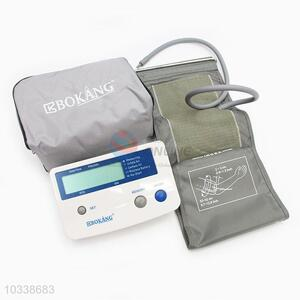 Electronic Wrist Blood Pressure Meter with Rechargeable Battery
