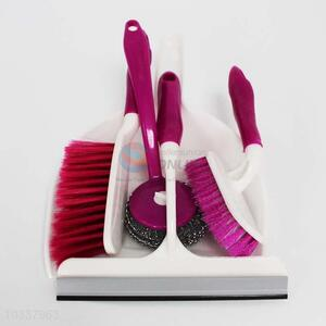 Wholesale 5pcs cleaning brush set