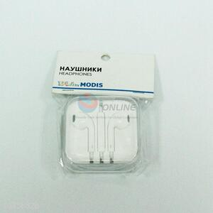 Good Quality White Earphone for Mobilephone and Computer
