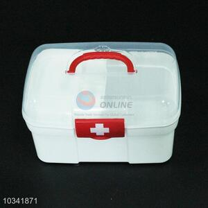 Plastic First-Aid Devices Storage Box