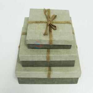 Wholesale Cheap 3PC Gift Box
