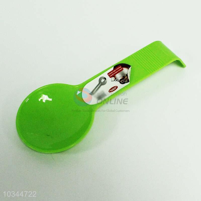 Fashion Kitchen Tools Green Plastic Spoon Holder ...