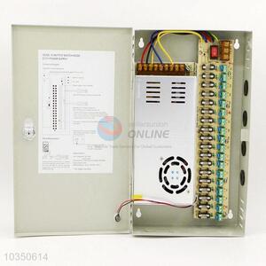 12V30A18 CCTV Electricity Box
