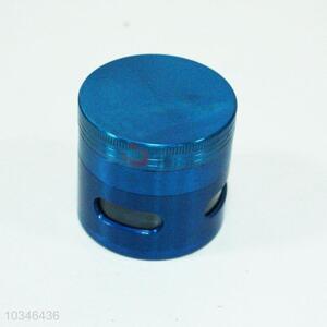 High quality blue cigarette weed grinder