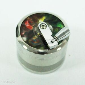 4 Layer kirsite cigarette grinder,6pcs/display box