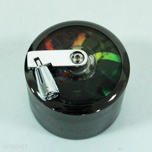 New arrival kirsite cigarette grinder,5.8*5.8*6cm