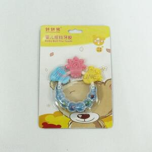 Wholesale Colorful Silicone Baby Bell Teether