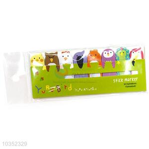 Cute Printing Sticky Note Colorful Sticky Label