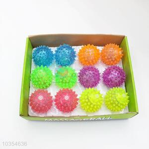 Luminous Toy Rubber Children Led Flash Bounce Ball
