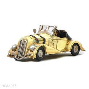 Wholesale good quality old style mini vintage car model