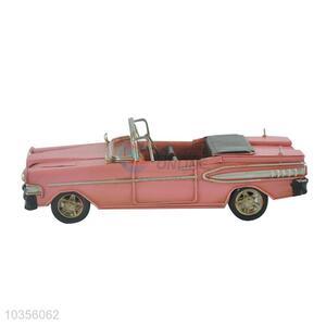 High quality old-fashioned Ford sports car model