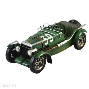 Cheap wholesale 1933 green McKnight sports car model