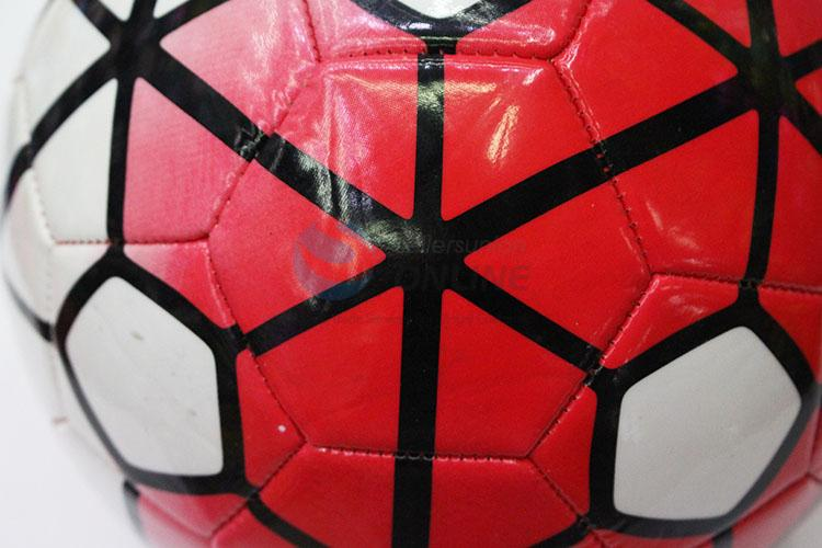Wholesale Fashion Foam Training Game Soccer Football with Rubber Bladder