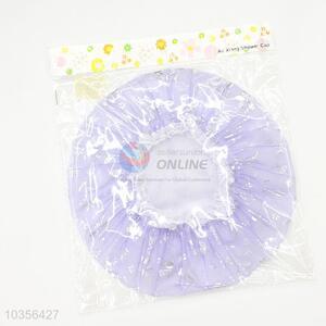 Portable Women Shower Caps Colorful Bath Shower Hair Cover